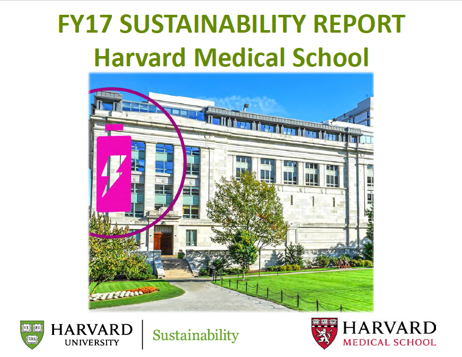 FY17 Sustainability Report (Cover Image)