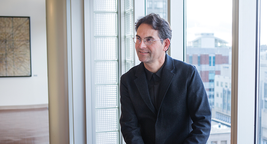portrait of John Halamka