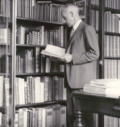 Harvey Cushing was an avid collector of Vesaliana and had many of Vesalius's works in his rare books collection.