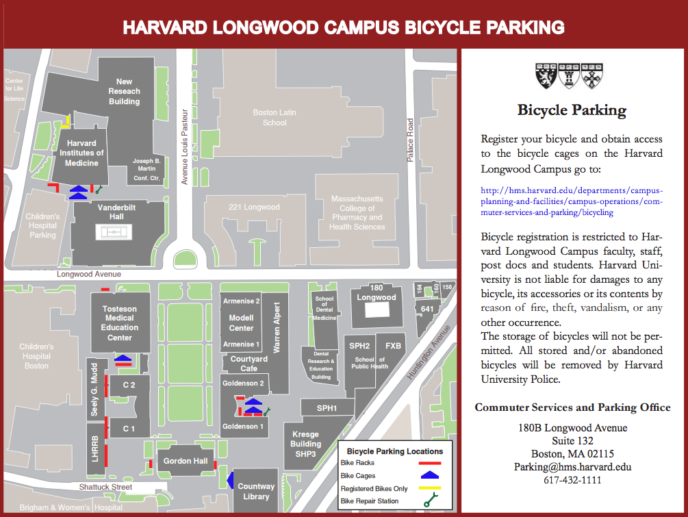 List of Synonyms and Antonyms of the Word: longwood area map Harvard Medical Campus Map on