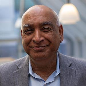 Shiv Pillai, M.D., Ph.D., Professor of Medicine