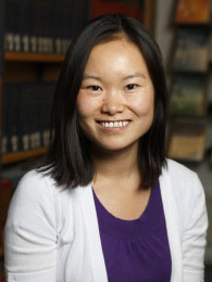 Susan Shao, Assistant professor of cell biology
