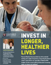 Invest in longer, healthier lives