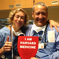 Rosalie Tocco-Bradley, PhD, MD, and John C. Rivard, MD