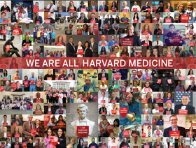 We are all Harvard Medicine