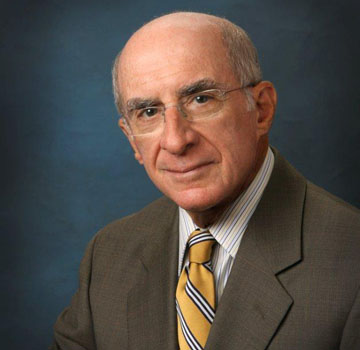 Howard Abel, MD '62, is grateful to Harvard Medical School for accepting him as a student and recognizing his potential
