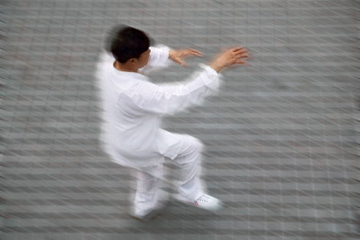 FORM AND FUNCTION: Movement exercises such as tai chi may help modify chronic pain pathways in the brain.<br/><br/>© Keren Su/Corbis