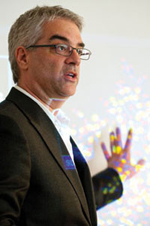 Nicholas Christakis <br/>Photo by Kristyn Ulanday/Harvard News Office
