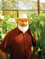 Andrew Weil '68. A firm believer that food is often the best medicine, Weil recommends following an anti-inflammatory diet that's high in fruits, vegetables, whole grains, and fish, and low in processed foods.<br/>Photo courtesy of Weil Lifestyle