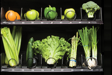 When choosing what to eat, it's best to go green<br/>Photo by Rubberball Productions/Getty Images