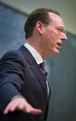 Paul Farmer<br>Photo: Justin Ide/Harvard University News Office