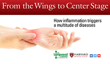 From the wings to center stage: How inflammation triggers a multitude of diseases