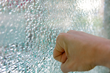 Many adolescents have experienced anger that lnvolves property damage. iStock Photo