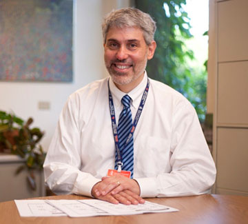 Edward Marcantonio, MD, section chief of research in BIDMC's Division of General Medicine and Primary Care and professor of medicine at Harvard Medical School