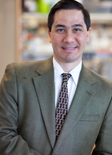 Dan Barouch directs the Center for Virology and Vaccine Research at Beth Israel Deaconess Medical Center. Image courtesy of BIDMC
