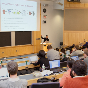 "Harvard Catalyst course ""Understanding Biomarker Science: From Molecules to Images.""  Image: Courtesy Harvard Catalyst"