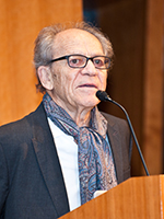 Torsten Wiesel. Image: Ashley McCabe
