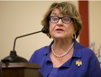 U.S. Rep. Louise Slaughter. Image: Mark Finkenstaedt