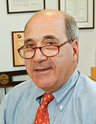 David Livingston. Image:</br>Dana-Farber Cancer Institute