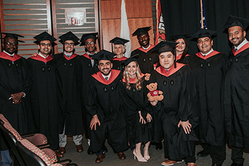 2018 graduates of the MMSc in Clinical Investigation program