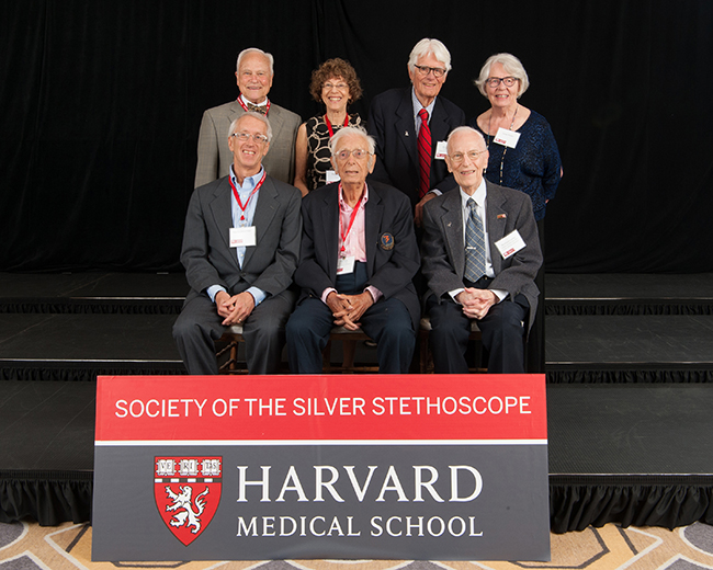The Society of the Silver Stethoscope at the 2017 Reunion Gala