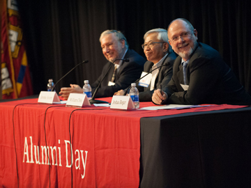 2015 Alumni Day Symposium