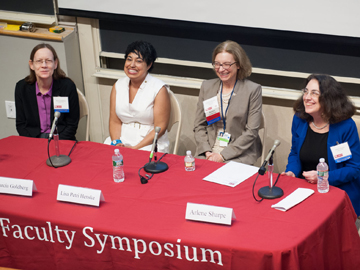 2015 Faculty Symposium