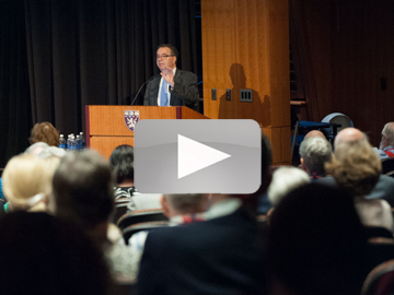 2015 State of the School Address