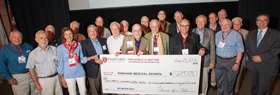 The Class of 1965 raised the most money of any Reunion Class
