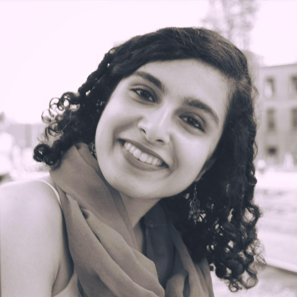 Headshot of HMS student Sana Raoof