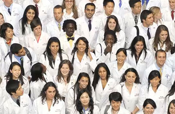 What are the requirements to get into Harvard medical school?