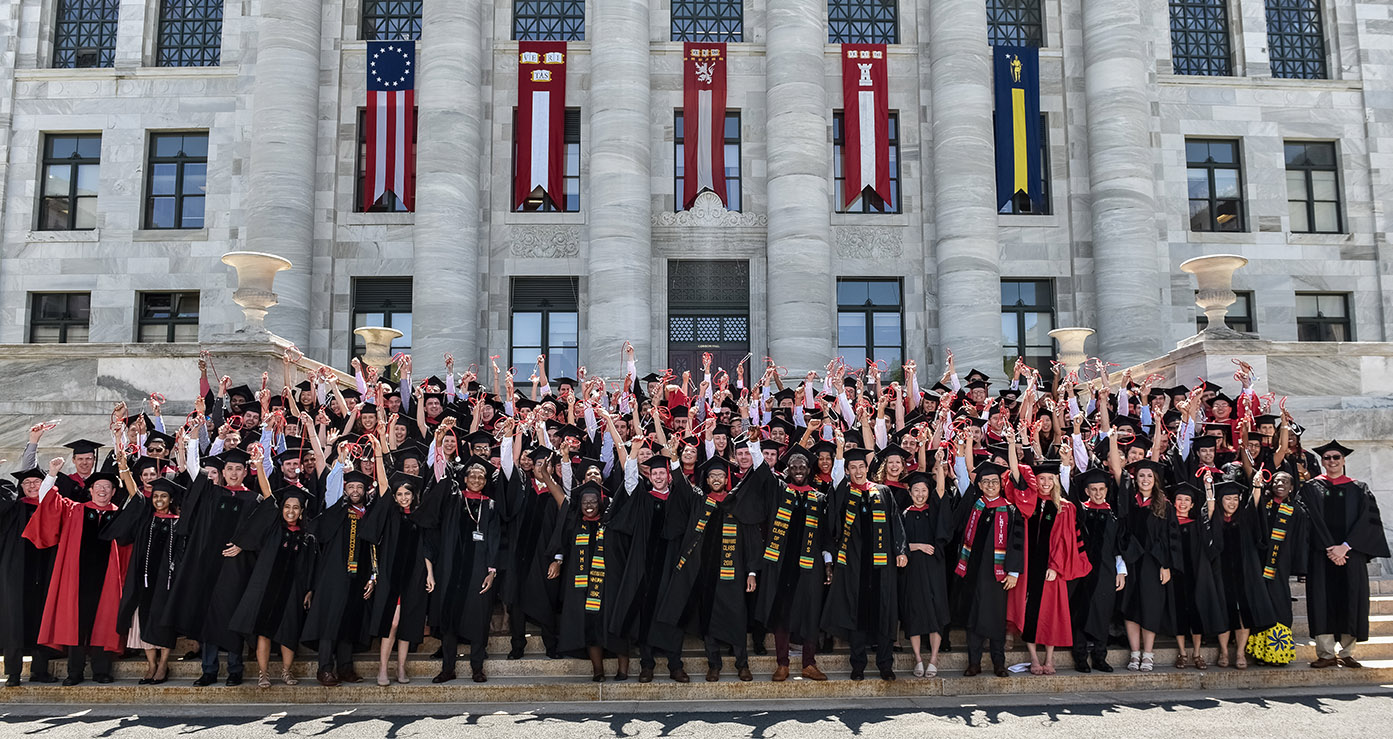 Harvard Commencement and HMS/HSDM Class Day 2019