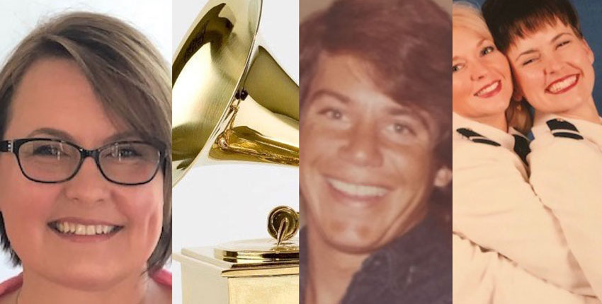 MJ Grein, Grammy Award, Anson Williams, MJ on cruise ship