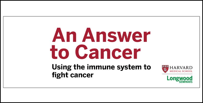An answer to cancer? Using the immune system to fight cancer