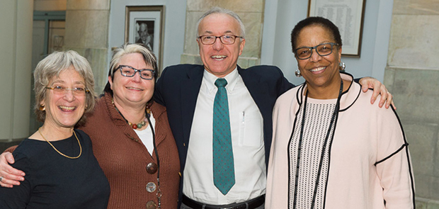 Dean's Corner: Task Force on Diversity and Inclusion