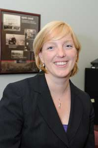 Gretchen Brodnicki, JD, Dean for Faculty and Research Integrity