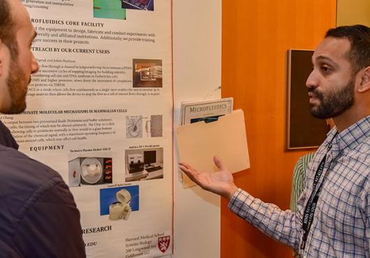 Microfabrication Core Facility poster