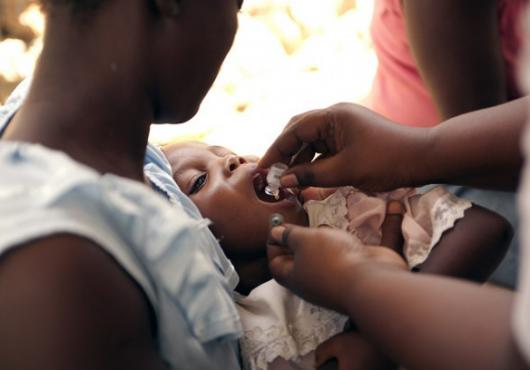 Cholera Vaccine Succeeds in Rural Haiti