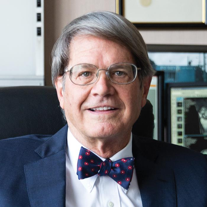 John Vernon Crues III, MD '79, Medical Director and Vice-President, RadNet