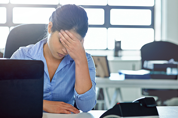 Do you find your workplace to be unpleasant?